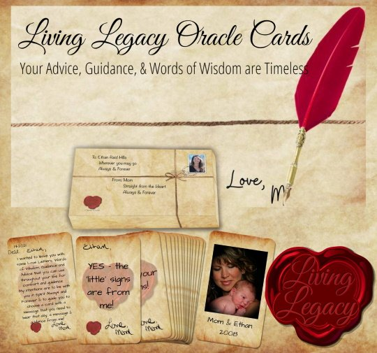 Living Legacy Oracle Cards